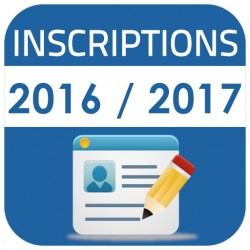 pictogramme inscriptions 2016-2017